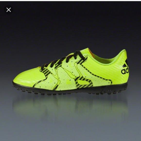 adidas schoenen neon